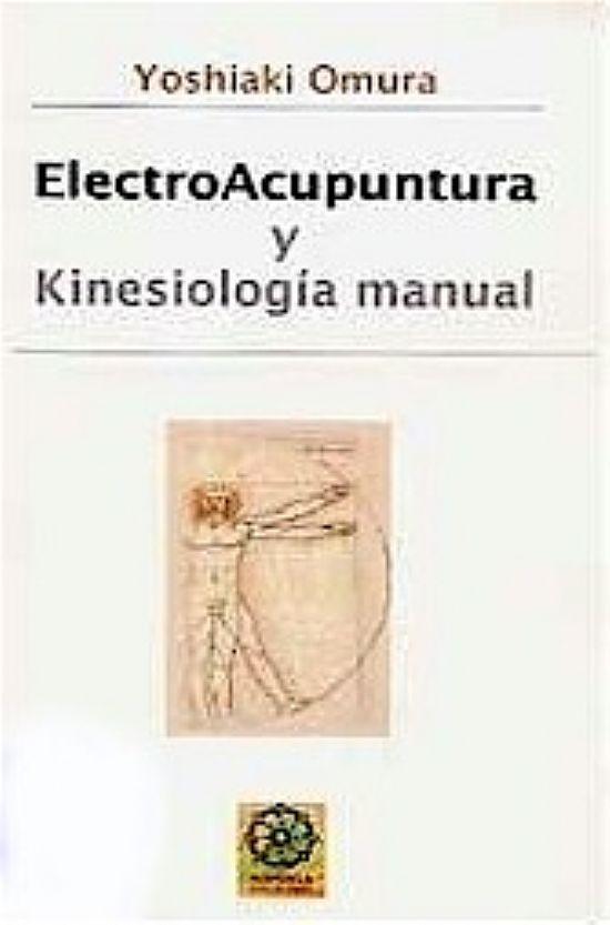 Electroacupuntura Y Kinesiologia Manual